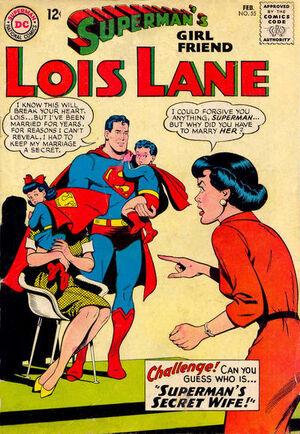 Superman's Girlfriend, Lois Lane Vol 1 55.jpg