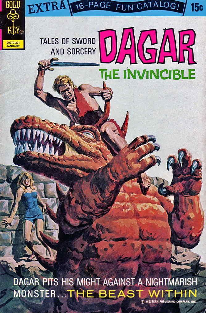Tales of Sword and Sorcery Dagar the Invincible Vol 1 2