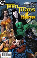 Teen Titans Vol 3 17