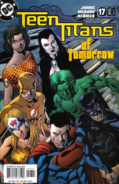 Teen Titans Vol 3 17