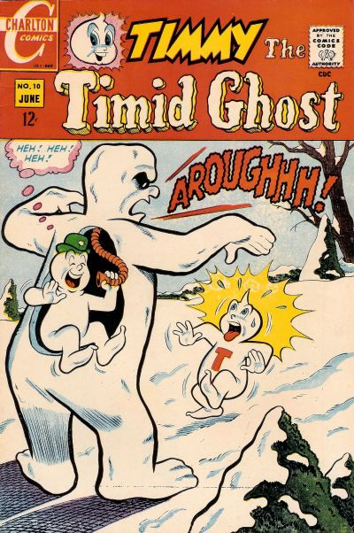 Timmy the Timid Ghost Vol 2 10