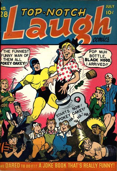 Top-Notch Laugh Comics Vol 1 28
