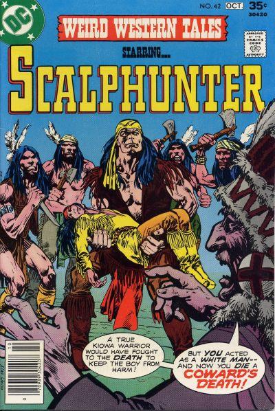 Weird Western Tales Vol 1 42