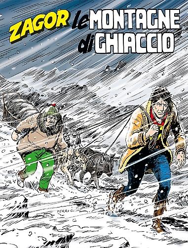 Zenith Gigante (Zagor Gigante) Vol 1 638 (587)