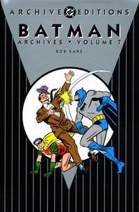 Batman Archives Vol 7 (Collected)