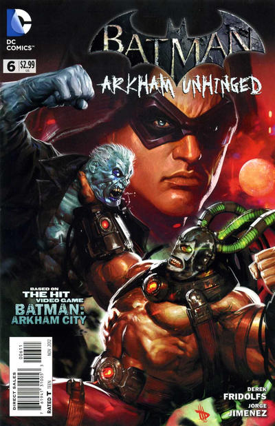 Batman: Arkham Unhinged Vol 1 6