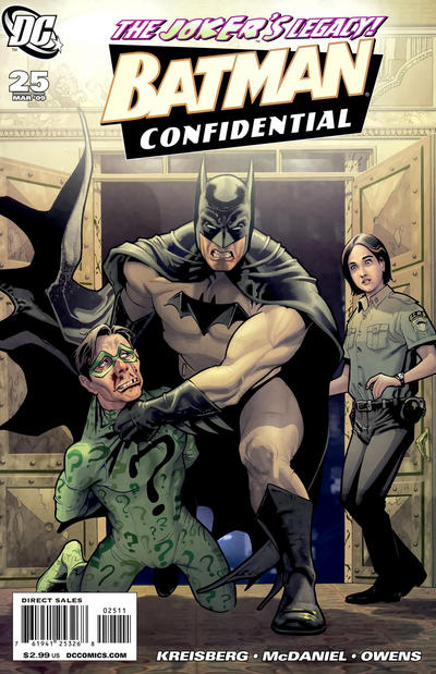 Batman Confidential Vol 1 25