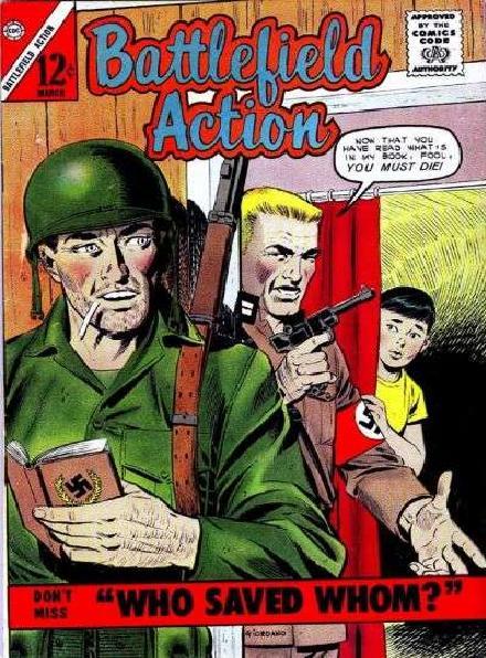 Battlefield Action Vol 1 46