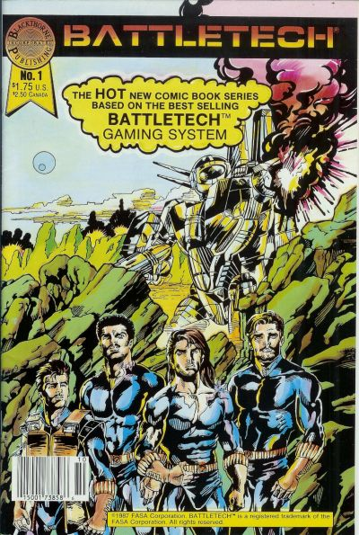 Battletech Vol 1 1