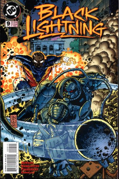 Black Lightning Vol 2 9