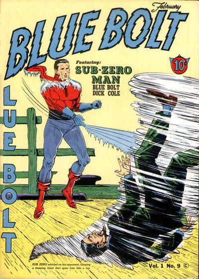 Blue Bolt Vol 1 9