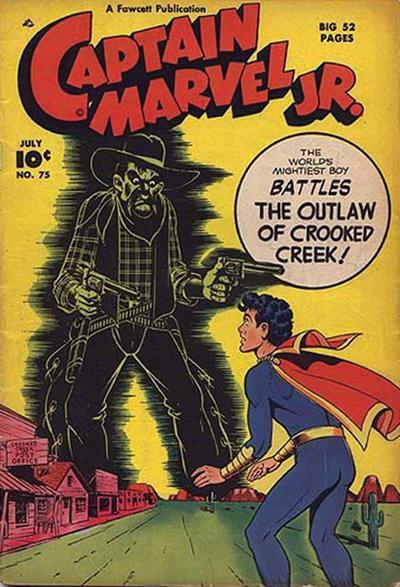 Captain Marvel, Jr. Vol 1 75