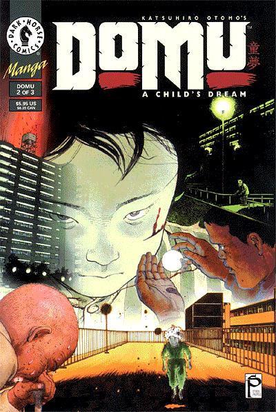 Domu: A Child's Dream Vol 1 2