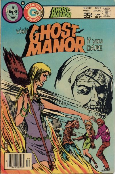 Ghost Manor Vol 2 39