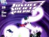 Justice Society of America Vol 3 28