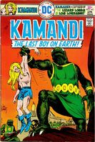 Kamandi Vol 1 40