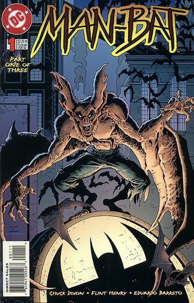 Man-Bat Vol 2 1