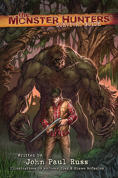 Monster Hunters' Survival Guide Case Files (TPB) Vol 1 1