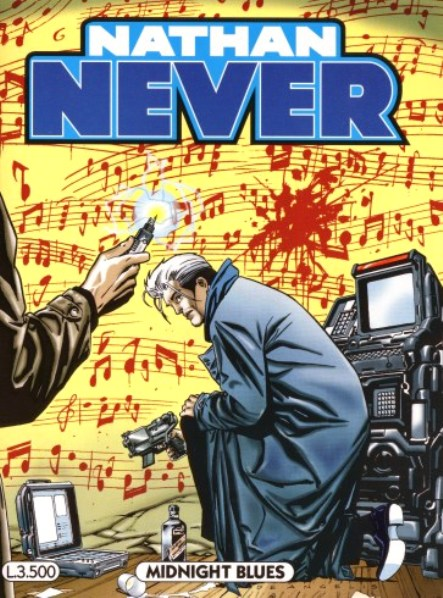 Nathan Never Vol 1 84
