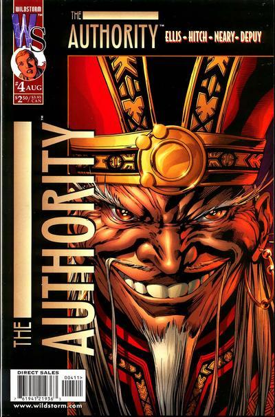 The Authority Vol 1 4