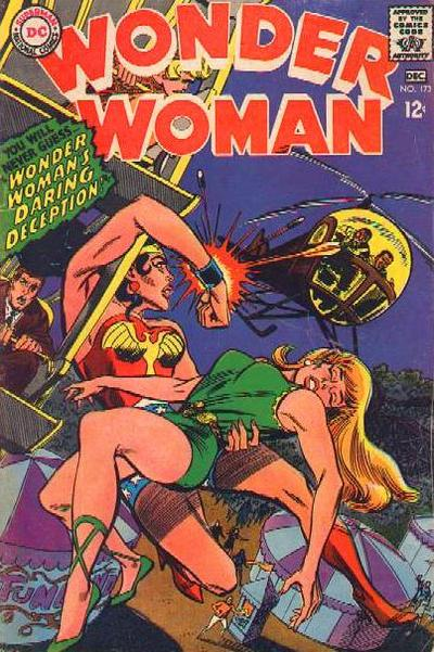Wonder Woman Vol 1 173