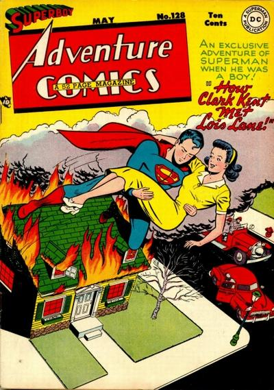 Adventure Comics Vol 1 128