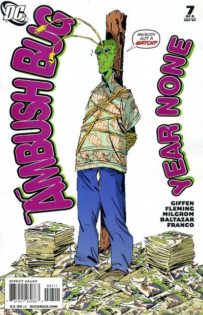 Ambush Bug: Year None Vol 1 7
