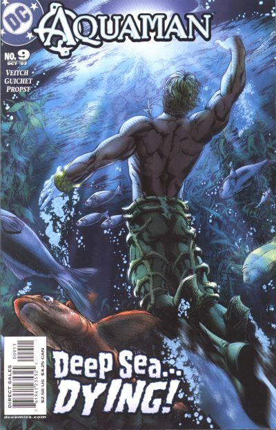 Aquaman Vol 6 9