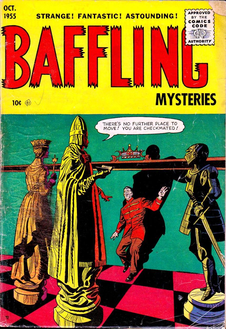 Baffling Mysteries Vol 1 26