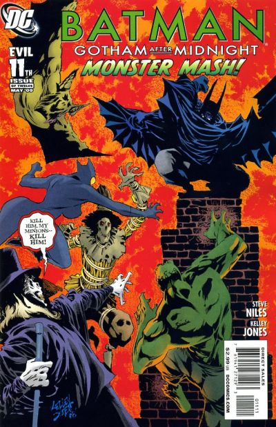 Batman: Gotham After Midnight Vol 1 11