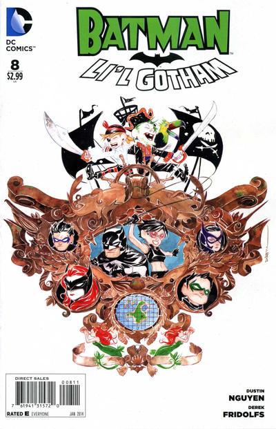 Batman: Li'l Gotham Vol 1 8