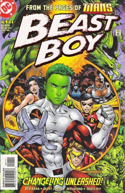 Beast Boy Vol 1 1