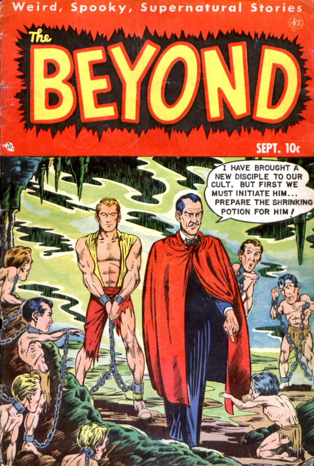 The Beyond Vol 1 6