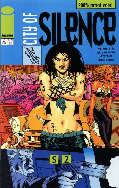 City of Silence Vol 1 2