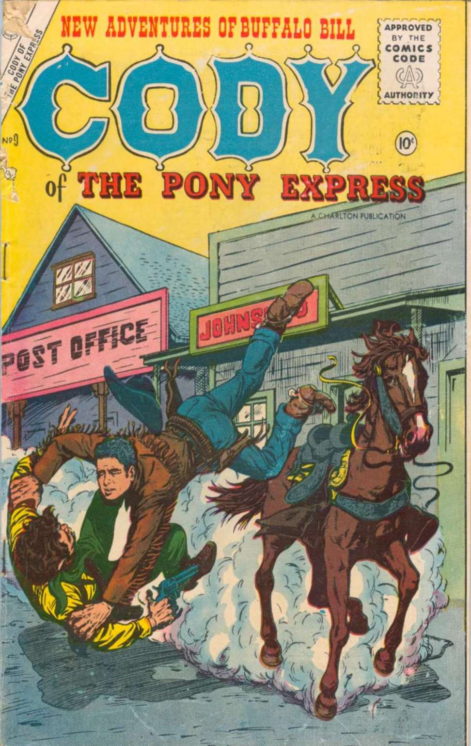 Cody of the Pony Express Vol 2 9