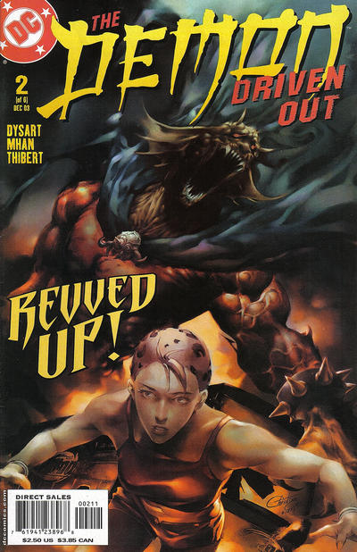 Demon: Driven Out Vol 1 2