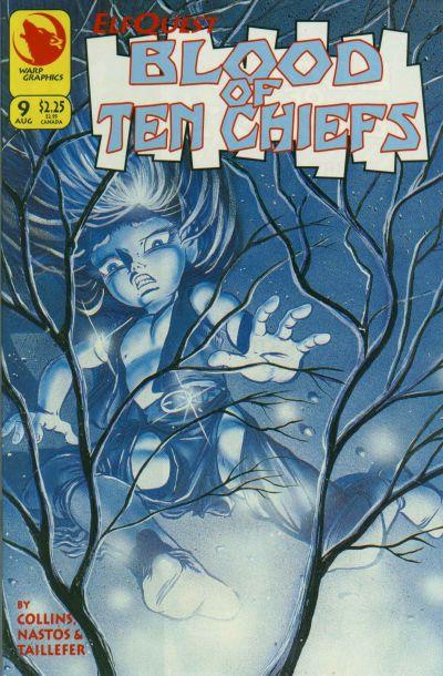 Elfquest: Blood of Ten Chiefs Vol 1 9