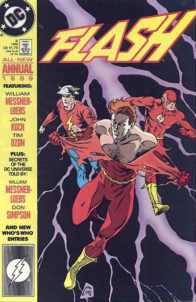 Flash Annual Vol 2 3