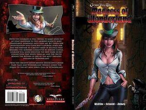 Grimm Fairy Tales Presents Madness of Wonderland (TPB) Vol 1 1.jpg