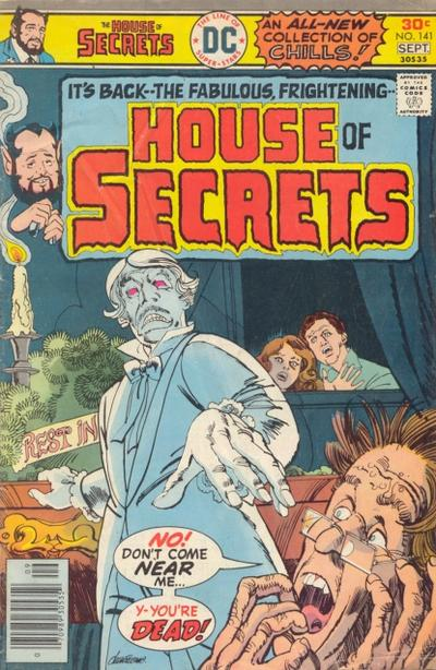 House of Secrets Vol 1 141