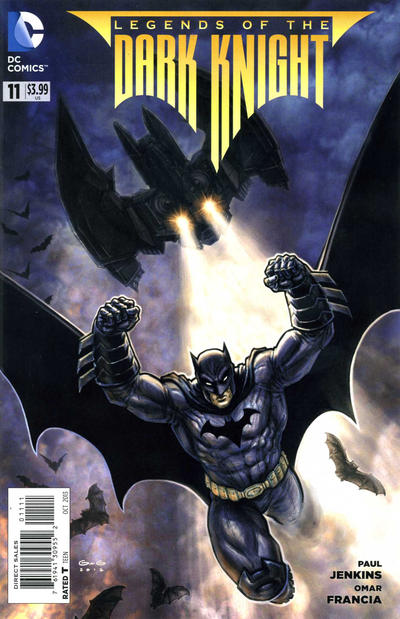 Legends of the Dark Knight Vol 1 11