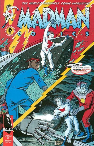 Madman Comics Vol 1 3