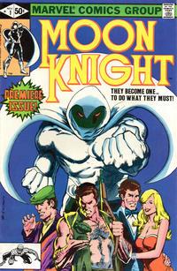 Moon Knight Vol 1 1