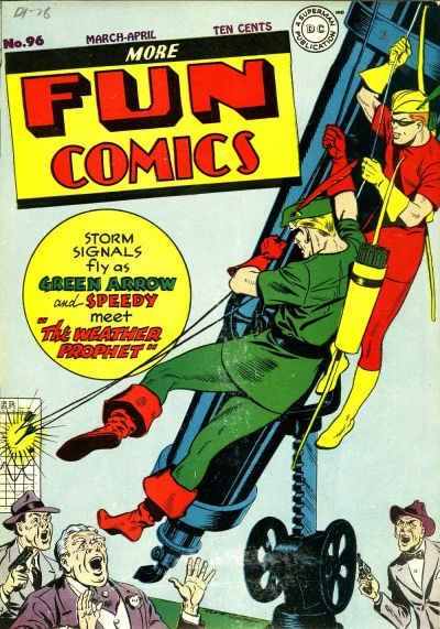 More Fun Comics Vol 1 96