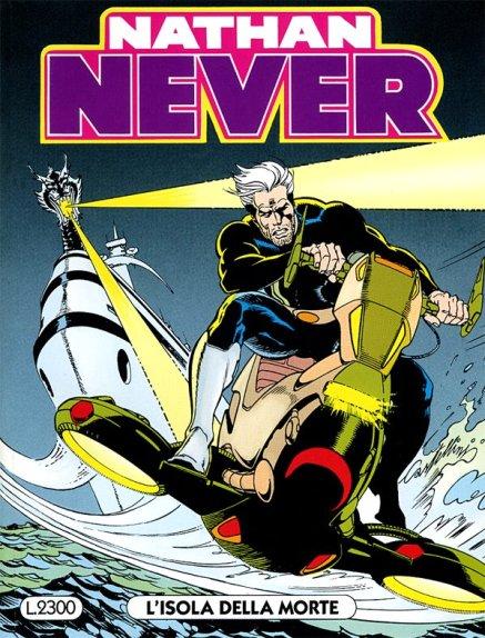 Nathan Never Vol 1 4