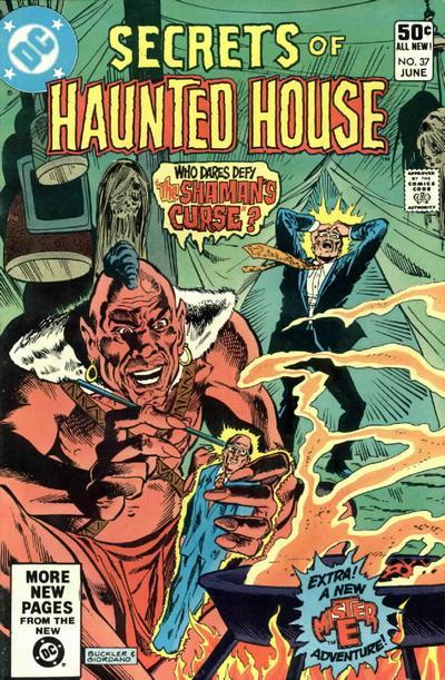 Secrets of Haunted House Vol 1 37