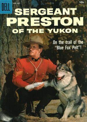 Sergeant Preston of the Yukon Vol 1 28.jpg