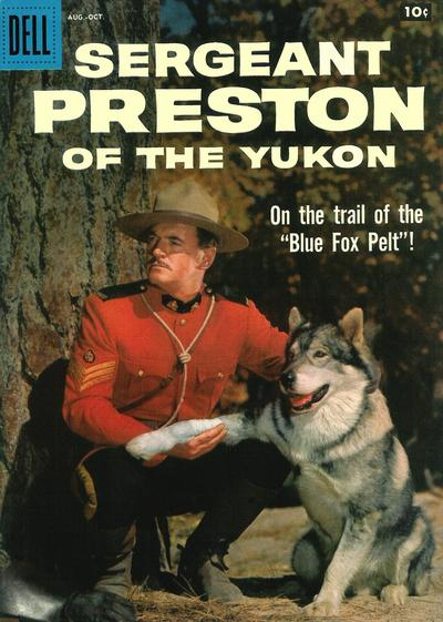Sergeant Preston of the Yukon Vol 1 28