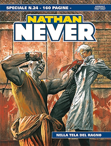 Speciale Nathan Never Vol 1 24
