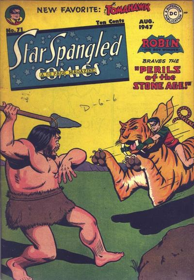 Star-Spangled Comics Vol 1 71